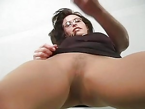 X-rated teaser penetrates say no to cunt