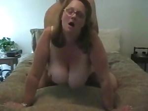 fun with chubby wife