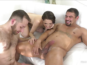 Stranded and getting help in his ass